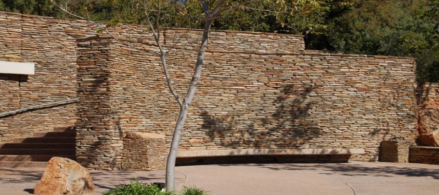 Natural Stone Cladding